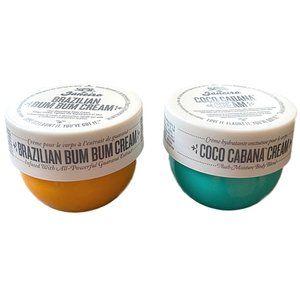 Sol de Janeiro Bum Bum + Coco Cabana Cream